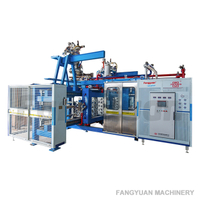 EPP Shuttle Moulding Machine for Car Seat