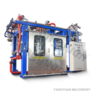 Fangyuan SPZ1214TK Automatic Epp Moulding Machine for Safety Helmet