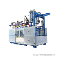 FANGYUAN Automatic EPS moulding machine with new technology