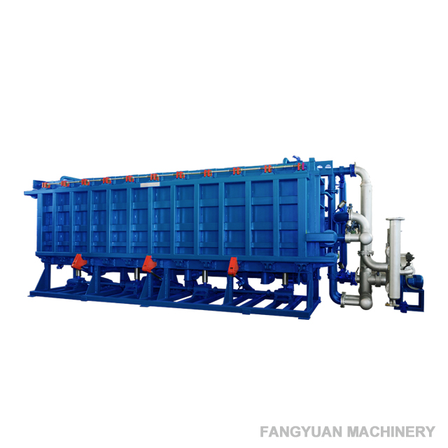 Length Adjustable EPS Foam Block Machine For EPS Panel