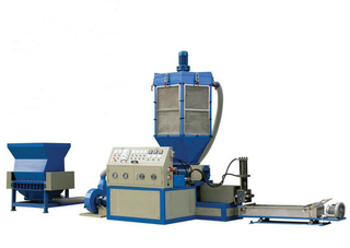 Flexible EPS Foam Recycling Pelletize Machine