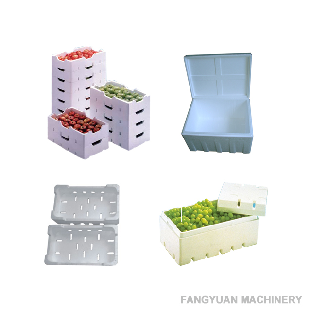 Customized EPS mould for vegetable fruit box