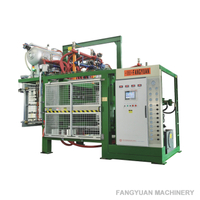 SPZ100-200E Automaitc Shape Moulding Machine With Vacuum (High Effiiency)