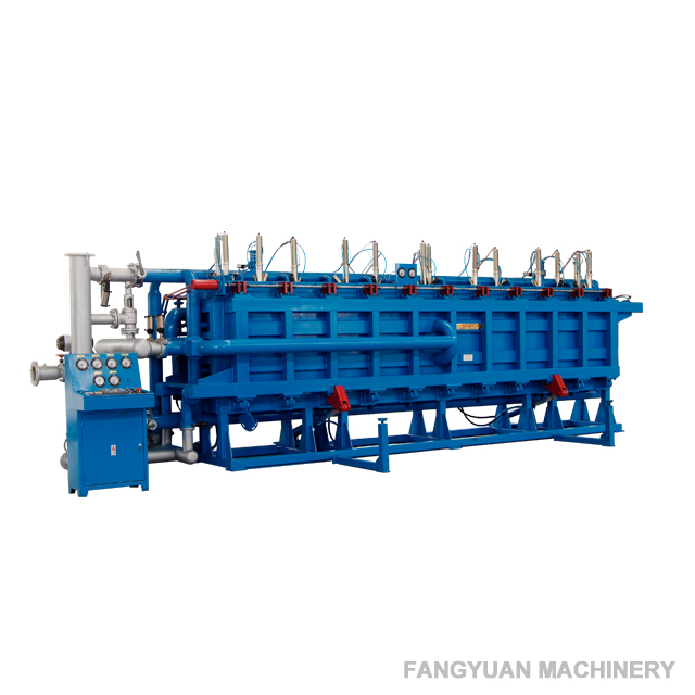Full automatic EPS foam board making machine made in China